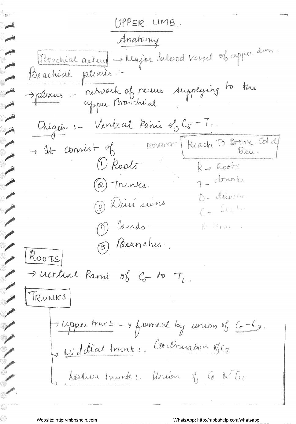 MIST Handwritten Notes - Latest (19 Subject) - MBBS Help