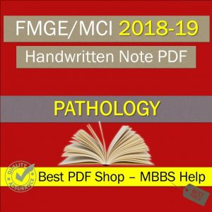fmge pathology mist