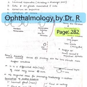 Handwritten PDF Note - by Marrow Teachers - MBBS Help